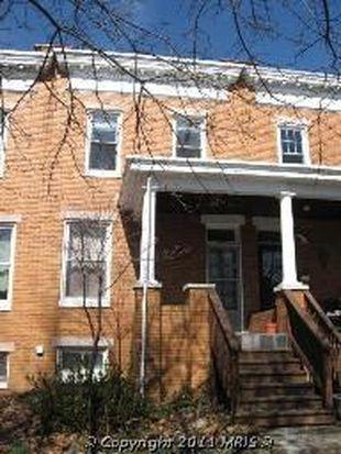 1206 W 41st St, Baltimore, MD 21211