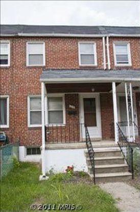 1406 Weldon Pl S, Baltimore, MD 21211