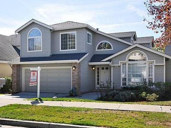 814 Bay Harbour Dr, Redwood City, CA 94065