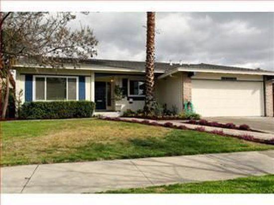 5882 Treetop Ct, San Jose, CA 95123