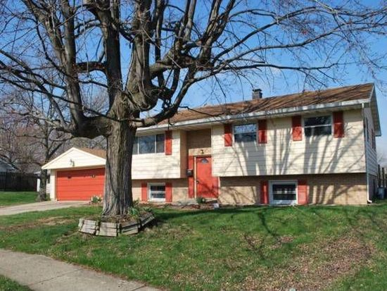 6 Edwards Ct, Beech Grove, IN 46107