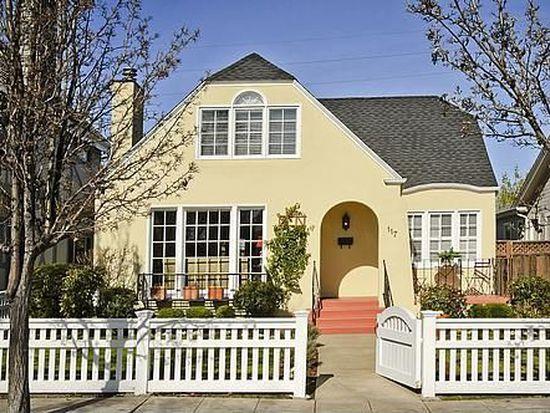 117 15th Ave, San Mateo, CA 94402
