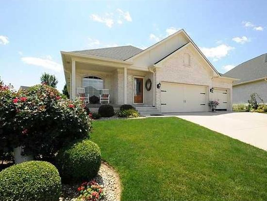 3392 Nottinghill Dr W, Plainfield, IN 46168
