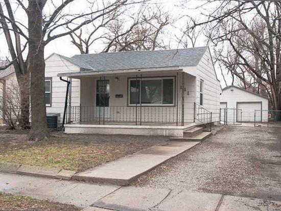 141 S Custer Ave, Wichita, KS 67213