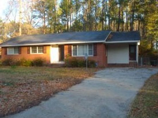 1618 Rosewood Ave, Rocky Mount, NC 27801