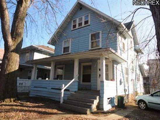 31 Eber Ave, Akron, OH 44305
