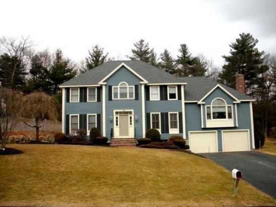 19 Windemere Dr, Andover, MA 01810