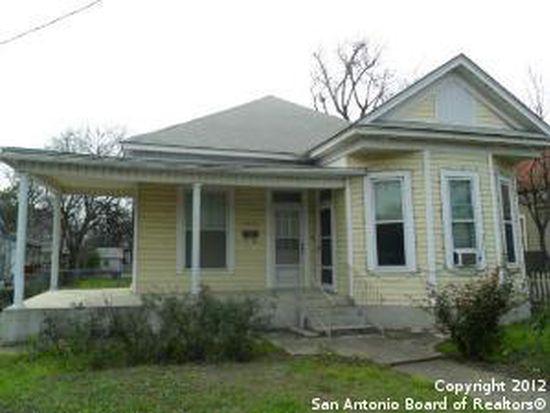 2818 Buena Vista St, San Antonio, TX 78207