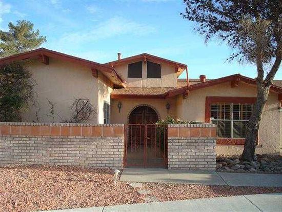 6224 Pino Real Dr, El Paso, TX 79912