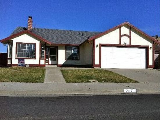 717 Bella Vista Dr, Suisun City, CA 94585