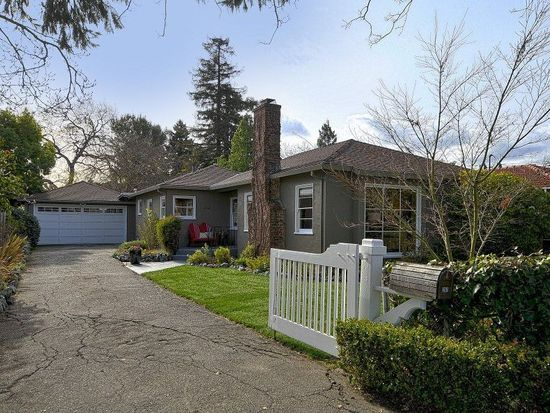 262 E Oakwood Blvd, Redwood City, CA 94061