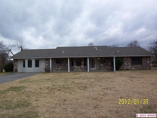 25914 S Clayton Ave, Claremore, OK 74019