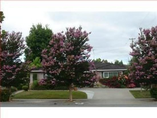 1653 Trona Way, San Jose, CA 95125