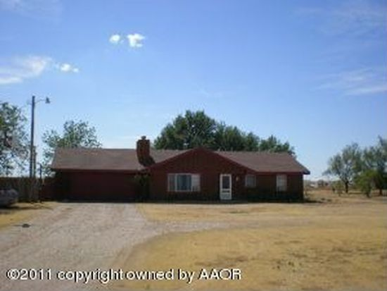 373 County Road 305, Panhandle, TX 79068