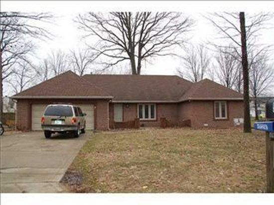949 S Haven Rd, Greenwood, IN 46143