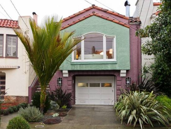 2670 17th Ave, San Francisco, CA 94116