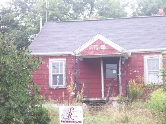 1010 Thornton Ave, Princeton, WV 24740