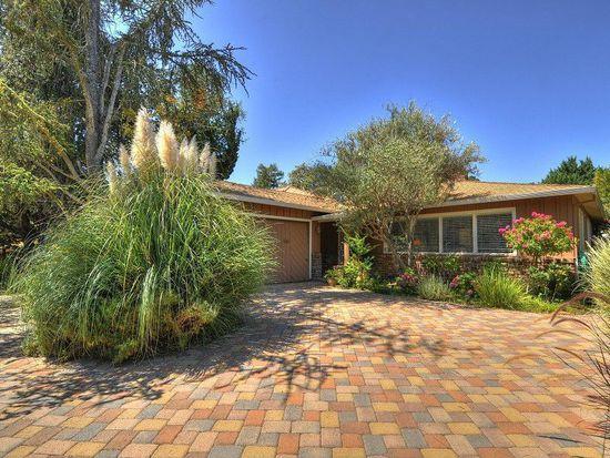 16419 Shady View Ln, Los Gatos, CA 95032