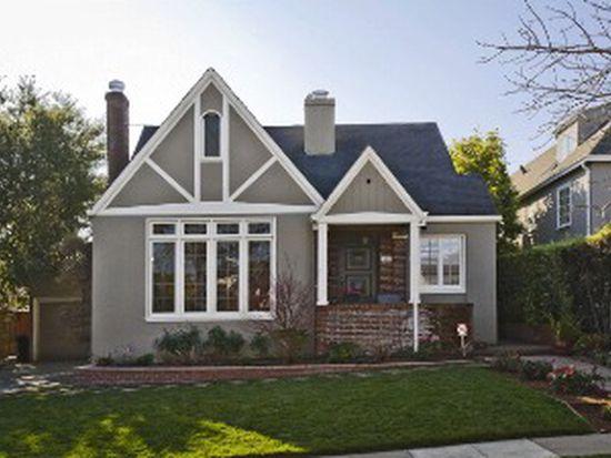 1407 Montero Ave, Burlingame, CA 94010