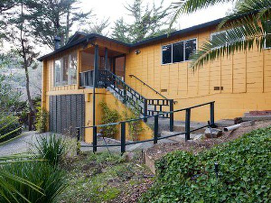 3 Lillian Ln, San Rafael, CA 94901