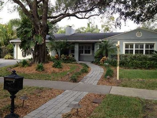 2507 W Edgewood Rd, Tampa, FL 33609