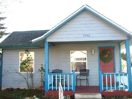 7522 SE Rural St, Portland, OR 97206