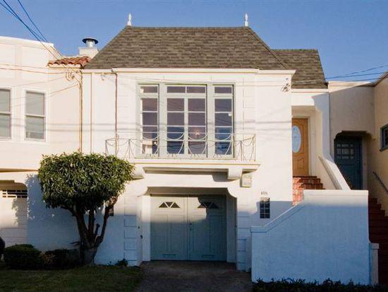 2370 31st Ave, San Francisco, CA 94116