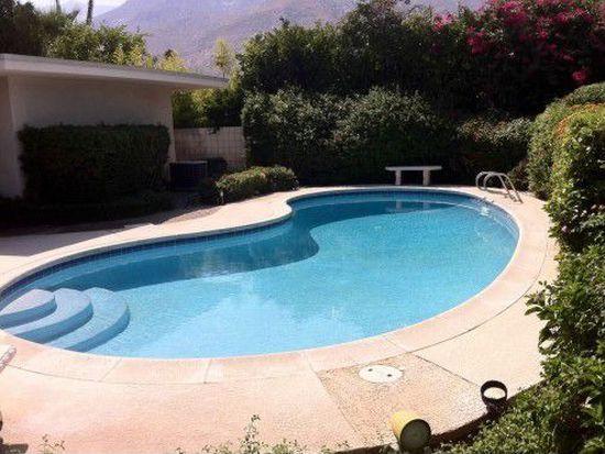 491 E Santiago Way, Palm Springs, CA 92264