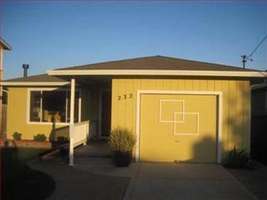 232 John St, Santa Cruz, CA 95060