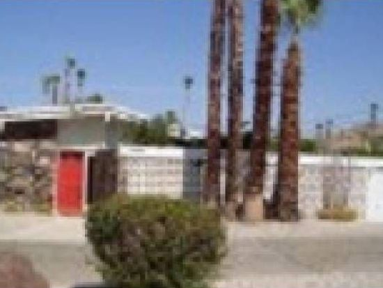 1908 S Navajo Dr, Palm Springs, CA 92264