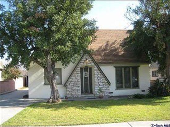 410 N Sunnyslope Ave, Pasadena, CA 91107