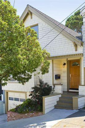 583 Clipper St, San Francisco, CA 94114