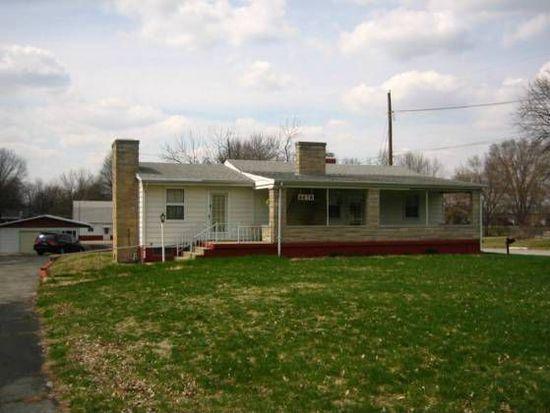 6678 N Clinton St, Terre Haute, IN 47805