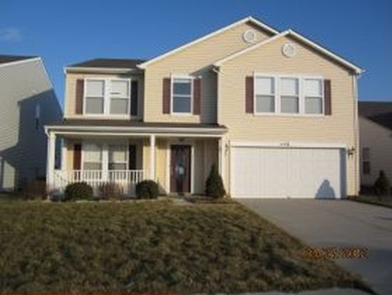 8198 S Evening Dr, Pendleton, IN 46064