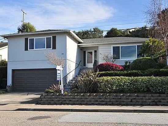 403 Rolling Hills Ave, San Mateo, CA 94403