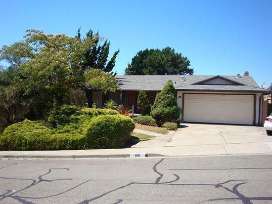 861 Tradewind Ln, Rodeo, CA 94572