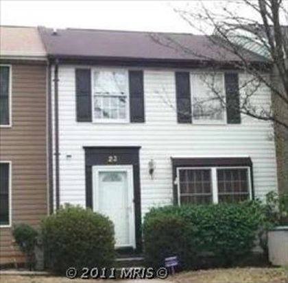 23 Chins Ct, Owings Mills, MD 21117