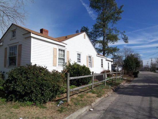 1311 Meadow St S, Wilson, NC 27893