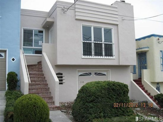 238 Ramsell St, San Francisco, CA 94132