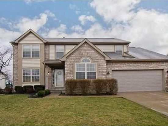 8303 Chateau Ln, Westerville, OH 43082