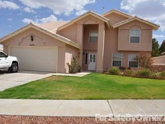 4278 Loma Casitas Rd, El Paso, TX 79934