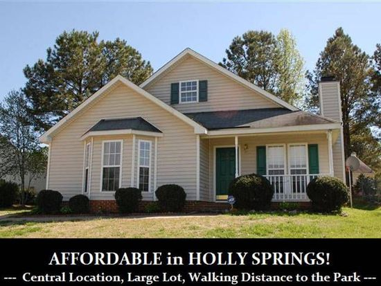 424 Indian Hill Rd, Holly Springs, NC 27540