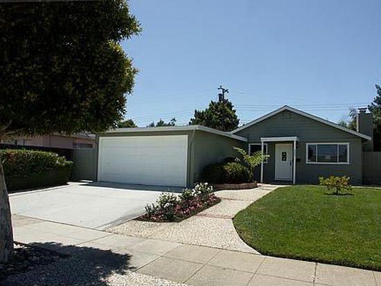 307 Hiller St, Belmont, CA 94002