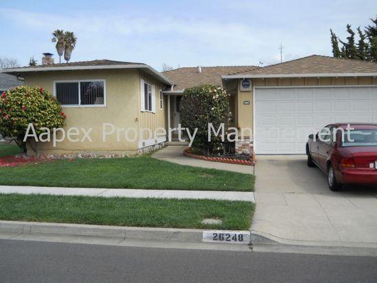 26248 Stryker St, Hayward, CA 94545