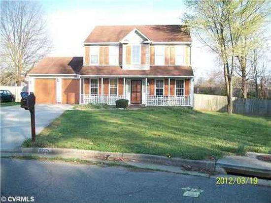 5928 Silver Oak Ln, North Chesterfield, VA 23234