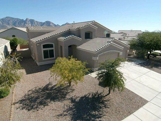 341 W Sacaton Canyon Dr, Oro Valley, AZ 85755