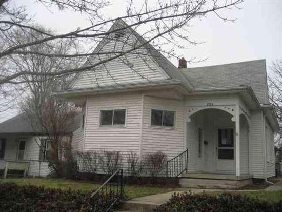 1712 Greenbush St, Lafayette, IN 47904