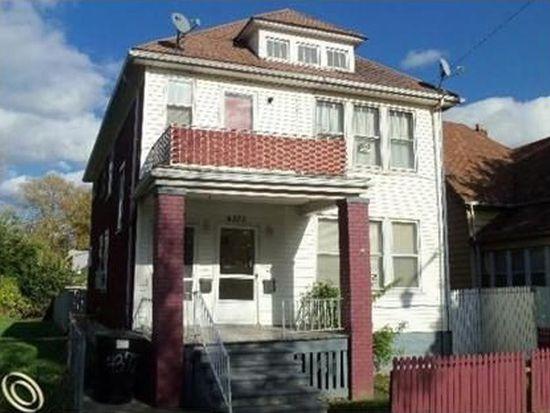 4372 Sharon St, Detroit, MI 48210