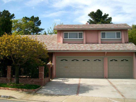 1556 Parkwood Dr, San Mateo, CA 94403