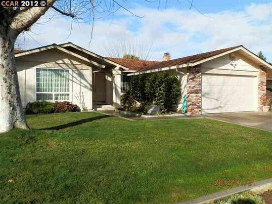 4661 Oak Forest Ave, Oakley, CA 94561